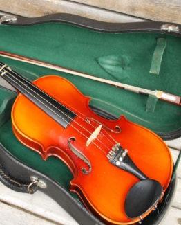 Instrument Geige alt