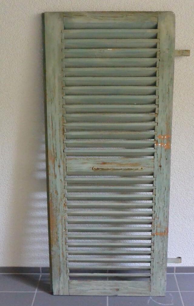Fensterladen alt - Deko-Leih
