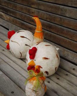 Hühner Deko leihen