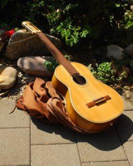 Gitarre alt Deko